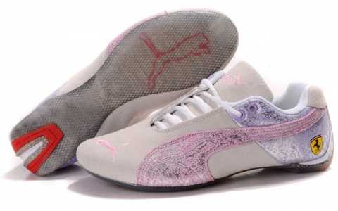 basket puma vente privee
