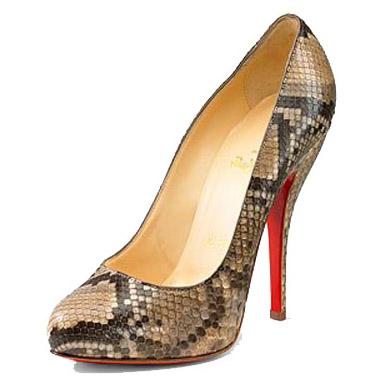 chaussure louboutin prix discount