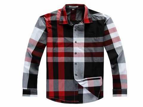 48ebed986c2c chemise de marque pas cher,achat chemise manche courte,chemise homme style  burberry