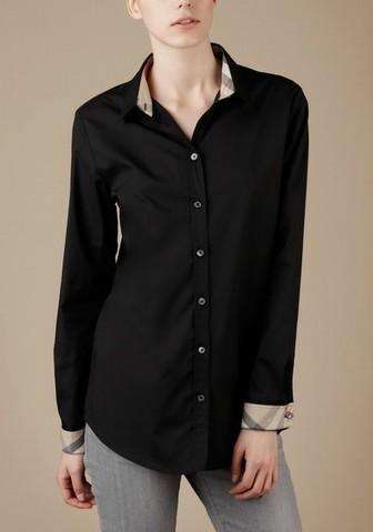 Nouveau Chemises Burberry Femme s