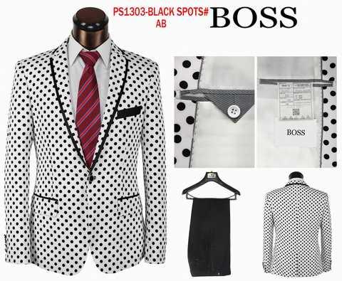 Costume hommes degriffs costume noir costume de mari homme haute couture - Costume noir chemise noir ...