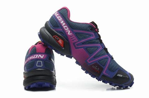 4d Avis Gtx taille Uk Salomon Chaussure Quest Chaussures H2D9IE