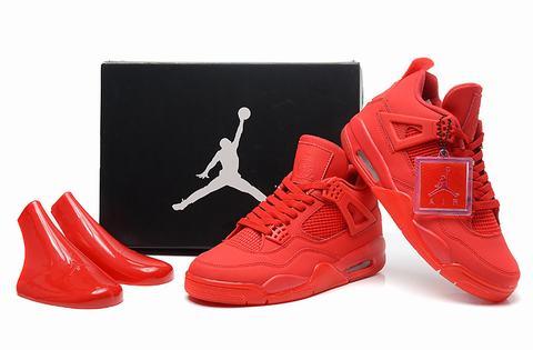 chaussures jordan rouge. Black Bedroom Furniture Sets. Home Design Ideas