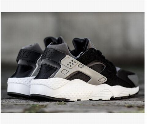Nike Huarache Noir Et Gris