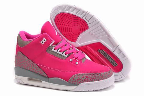 basket air jordan pour femme