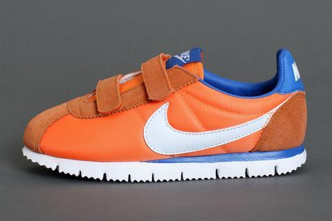 Nike Cortez Blanc/Rouge/Bleu