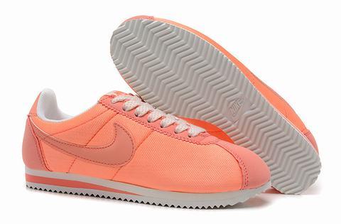 Cortez Nike Femme Orange