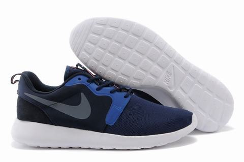 nike roshe run youth gs chaussures noir rose argent