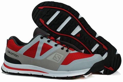 Chaussures chaussures Salomon Salomon Montagne Haute Trail qHqrP4wv
